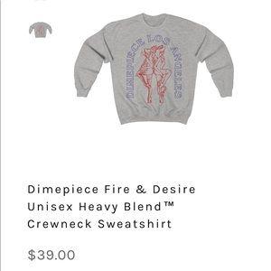 760cb60c Dimepiece Sweaters | Third Eye Drug Rug | Poshmark